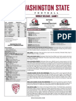 Rutgers Game Notes