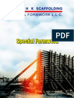 Special Formwork
