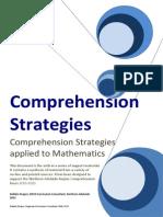 comprehension and mathematics debbie draper