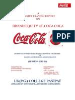 Brand Equity. OK
