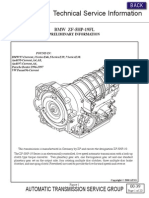 ZF 5HP19 Technical Service Information
