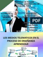 taller medios telematicos