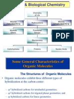 organic-biological chemistry - brief