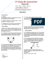 1ª lista de Física lll.pdf