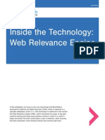 Web Relevance Engine