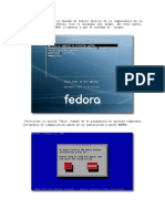 Manual Instalacio Fedora