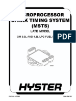 MSTS Ignition System