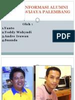 Sistem Informasi Alumni