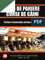 Brosura Curse Caini 95x125mm Pt Bt