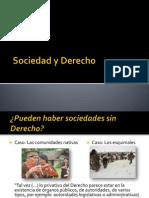 Teoria - Sociedad y Derecho
