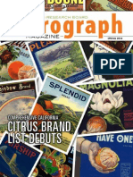 Citrograph Spring 2014