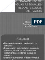 PLANTA DE TRATAMIENTO DE AGUAS RESIDUALES MEDIANTE LODOS.pptx