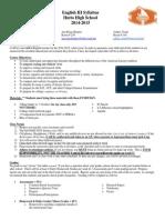 updated eng iii syllabus