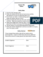 safety contract
