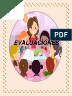 lista de cotejo para evaluar las actividades
