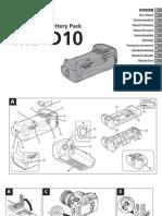 Nikon MB-D10 User Manual