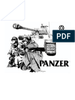 Panzer Combined Rules v9