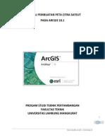 Citra Satelit ArcGIS