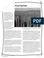 silviculture reading