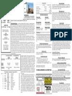 8/24/14 Bulletin