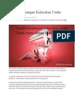 Analisa Keuangan Kelayakan Usaha.docx