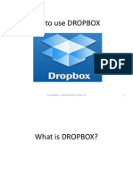 How to Use Dropbox
