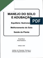 Manejo do solo e adubacao.pdf