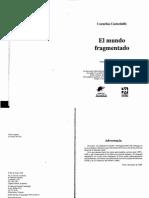 Castoriadis - El Fin de la filosofia (en El mundo fragmentado).pdf