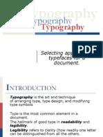 steam typography