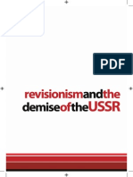 Revisionism and the Demise of the USSR, by Harpal Brar