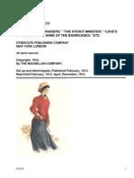 Patsy by Crockett, S. R. (Samuel Rutherford), 1860-1914