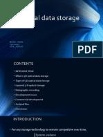 3D Optical Data Storage