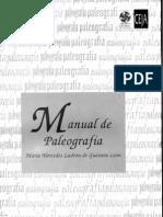 LADRON DE GUEVARA, Maria Mercedes. Manual de Paleografia.pdf