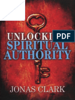 Unlocking Spiritual Authority Jonas Clark PDF