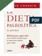 La dieta paleolitica - Loren Cordain.pdf