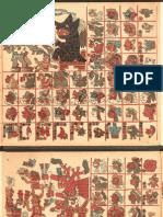 Códice Tonalamatl de Aubin