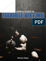 The Simple Guide to Flexible Dieting