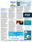 Pharmacy Daily for Mon 25 Aug 2014 - Pharmacists' asthma upskill, NAPSA and SHPA partner up, PBAC on docetaxel, Letter to the Editor, and much more
