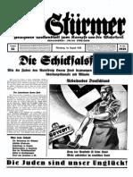 Der Stürmer - 1938 - Nr. 32