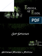 Echoes of Eden 4 - Our Spouses Pt.2