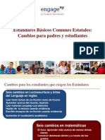 shifts for students and parents spanish