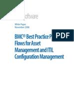 BMC Best Practice Process Flow