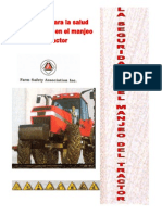 Manual Tractor Spanish