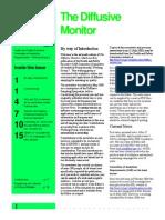 Diffusive Monitor