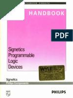1990 Signetics PLD Data Handbook