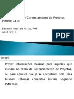 PMBOK 4 edição.pptx