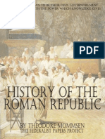 History of the Roman Republic