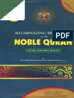 IlluminatingDiscoursesOnTheNobleQurantafseerAnwarulBayan Volume3 ByShaykhAshiqIlahiMadnir.a Islamicbookslibrary.wordpress.com
