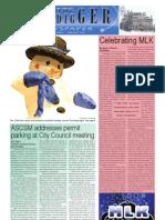The Oredigger Issue 12 - December 7, 2009