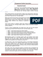 Proposal Majlis PraGraduan